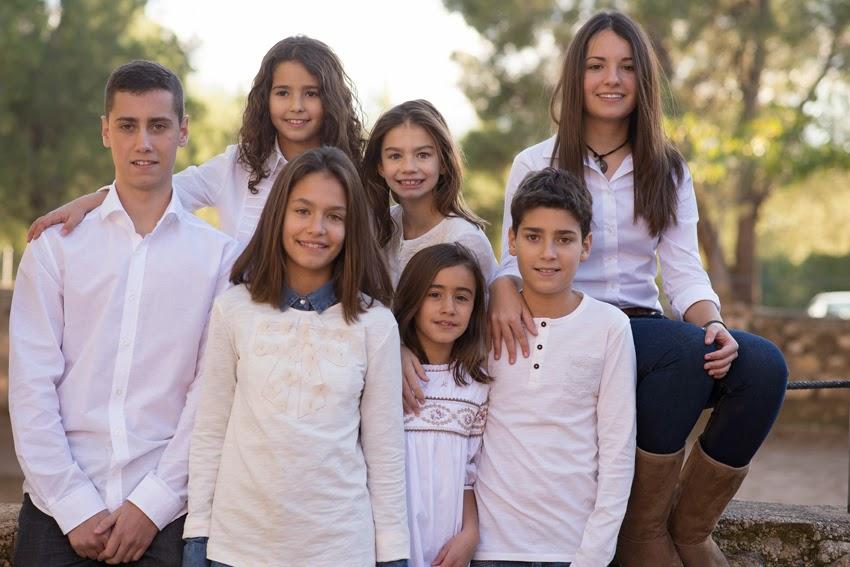 Sesión Fotografica Familia Fernandez Ribesalbes (7)
