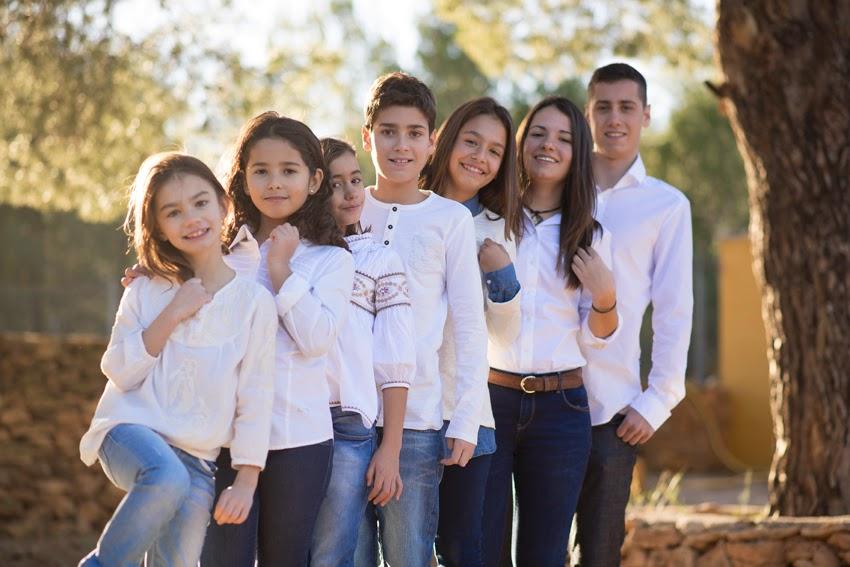 Sesión Fotografica Familia Fernandez Ribesalbes (6)
