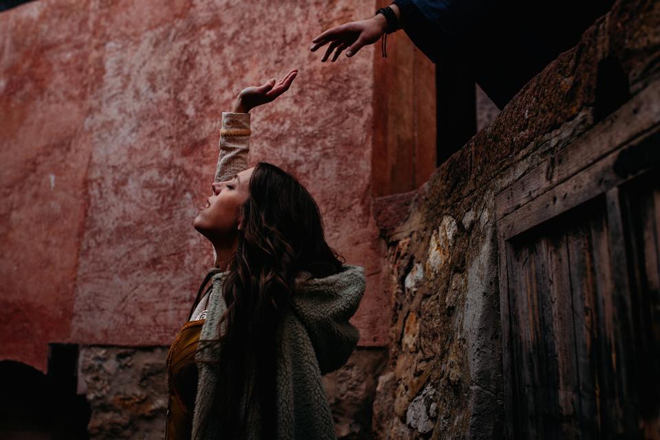 Preboda en Albarracín. Javi y Tamara